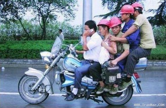 عکس هایی از سوژه های جالب و خنده دار خارجی ، www.irannaz.com