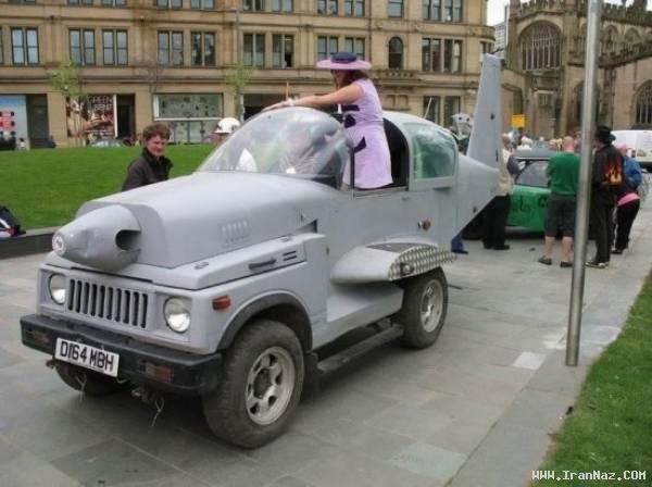 عکس های بسیار دیدنی از با حال ترین ماشین ها