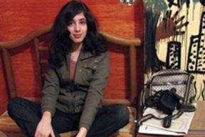دختری 20 ساله که در مصر برهنه شد + عکس