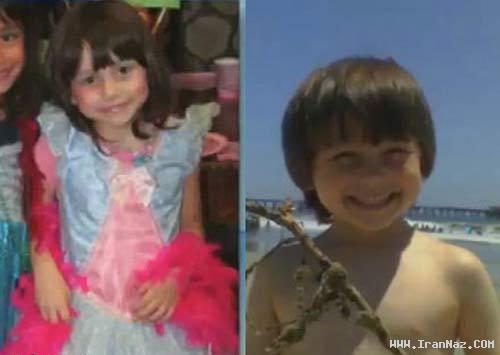 تغییر جنسیت دادن یک پسر بچه هشت ساله +تصاویر