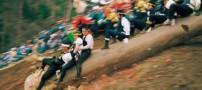 عکس های دیدنی از خطرناکترین رسم و رسوم جهان