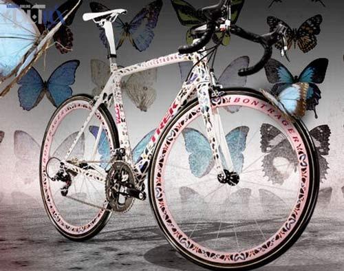 ده مورد از گران ترین دوچرخه های جهان!
