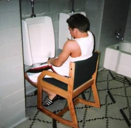 عکس هایی بسیار خنده دار از آدمهای تنبل