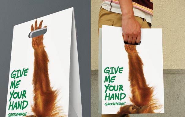 طرح های جالب و ابتكاری تبلیغاتی
