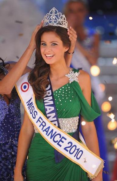عکسهای ملکه زیبایی فرانسه در سال 2010