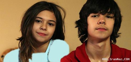 تغییر جنسیت یکی از دو قلوهای پسر به دختر +عکس
