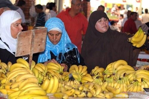 دست زدن زنان و دختران به موز و خیار هم حرام شد!!