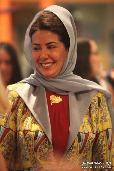 عکس هایی از دختر ملک عبدالله پادشاه عربستان