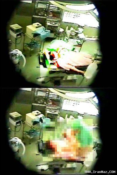 تجاوز متخصص به دختران بیهوش در اتاق عمل +عکس