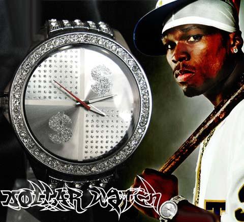ساعت زیبای دلار ، جدیدترین محصول دنیای فشن