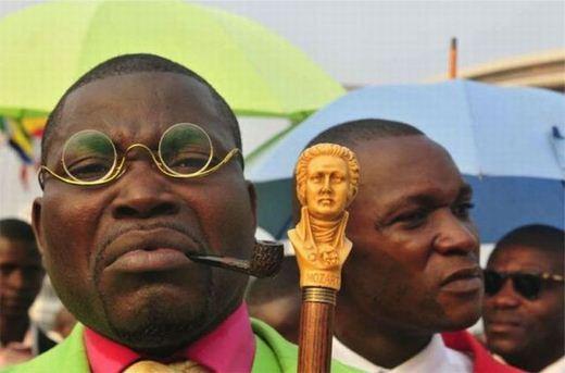 عکس های خنده دارسوتی های دیدنی کشورافریقا