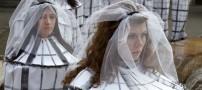 اعتراض جالب دختران جوان به بردگی جنسی!+عکس