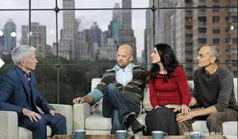زندگی زنی 34 ساله با 2 شوهر در یک خانه!! +عکس