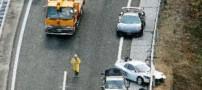 تصاویری از گران ترین تصادف دنیا
