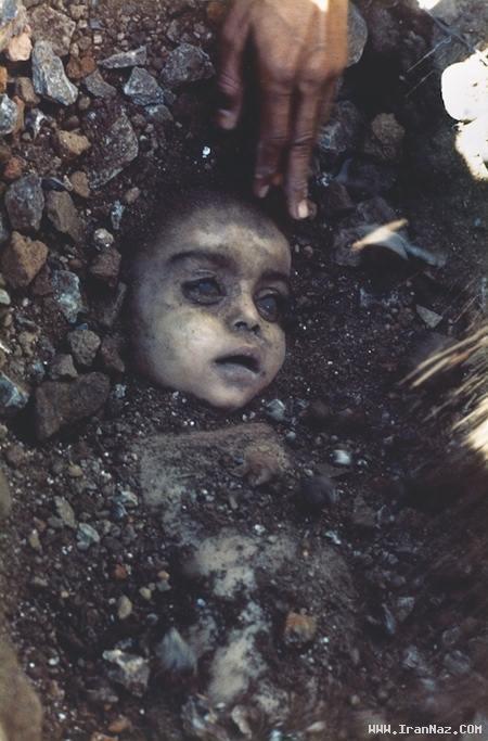 تلخ ترین و غم انگیز ترین عکس جهان در 30 سال اخیر
