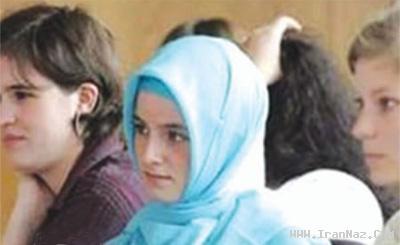سوپر مدل و هنرپیشه آمریکایی مسلمان شد +عکس