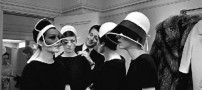 عکس های مانکن ها و سالن مد در 100 سال پیش