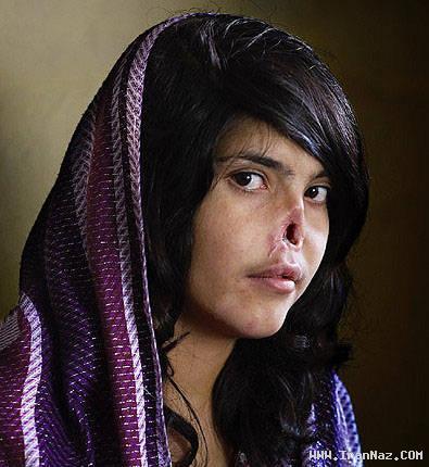 دختری که عکسش معروفترین عکس سال 2011 شد! ، www.irannaz.com