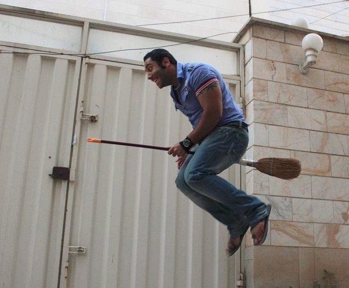 عکس دیدنی از هری پاتر ایرانی !!!