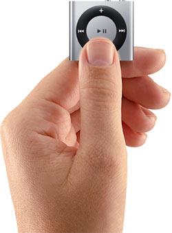حراج MP3 پلیر طرح Ipod shuffle