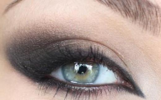 عکس هایی از مدلهای زیبا و جدید آرایش چشم