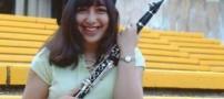 وقتی یک دختر ایرانی در آمریکا کولاک می کند +عکس