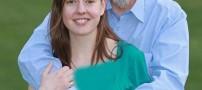 ازدواج مخفیانه دختر 17 ساله با مرد 50 ساله +عکس