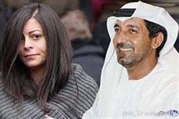 ازدواج شاهزاده اماراتی با یک مدل انگلیسی! +عکس