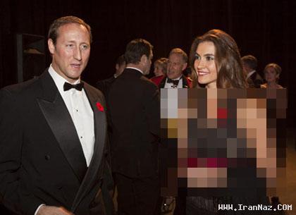 یک ایرانی دوست دختر رسمی وزیر دفاع کانادا+عکس