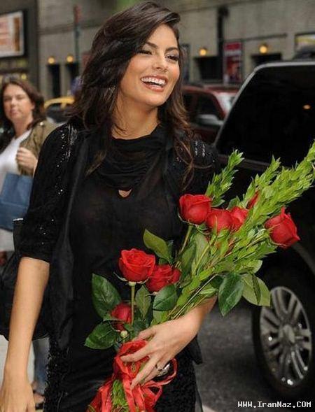 عکس هایی از زیباترین دختر دنیا در سالی که گذشت