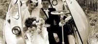 زنی که فقط عاشق ازدواج کردن است و …!!! +عکس
