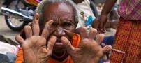 قطع کردن انگشت سنتی عجیب در عزاداری!! +عکس