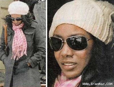 افشای رابطه جنسی و پنهان اوباما با این خانم+تصاویر