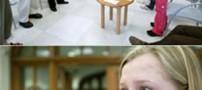 دختری که می تواند داخل بدن دیگران را ببیند! +عکس
