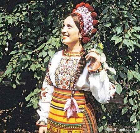 عکس هایی بسیار جالب و دیدنی از دختران سنتی