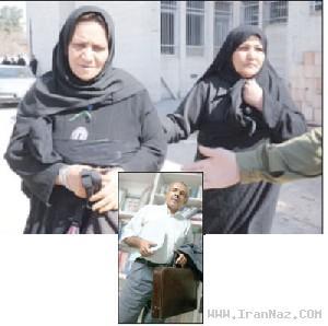 محاکمه مجدد قدیمی ترین زن متهم در ایران!! +عکس