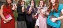 5 دختر 19 ساله آمریکایی با شغل جن گیری! +عکس