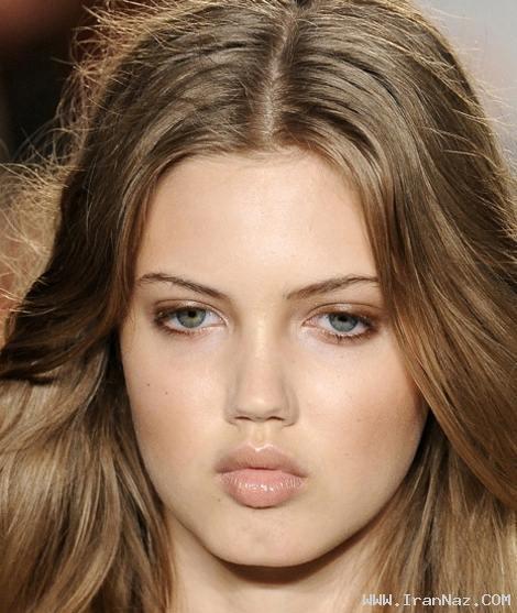عکس های زیبا ترین دختر مدل 17 ساله جهان