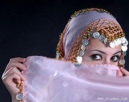 عکس های بسیار دیدنی از زیبا ترین زن کشور عراق ، www.irannaz.com
