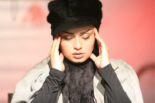 عکس های زیبا از بازیگر مرحوم ساناز کیهان