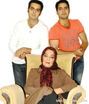 بازیگر زن ایرانی که در سن 22 سالگی 4 فرزند داشت!
