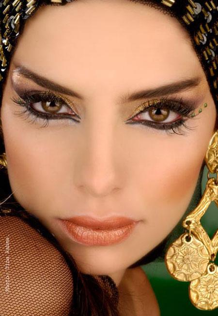 ع  پسر عکس های از جدید و زیبای آرایش چشم در سال 2012