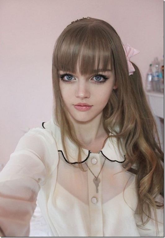 عکس دختر خارجی زیبا