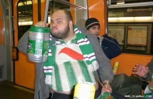 عکسهای بسیار خنده  دار از قیافه های عجیب و غریب ، www.irannaz.com