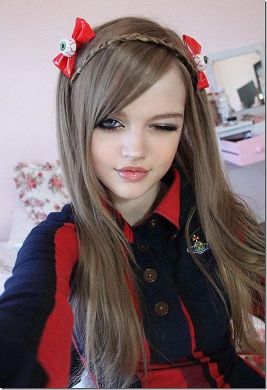 عکس دختر نوجوان زیبا و خوشگل