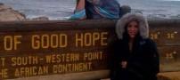 حمله شیر دریایی به خواننده محبوب زن جهان! +تصاویر