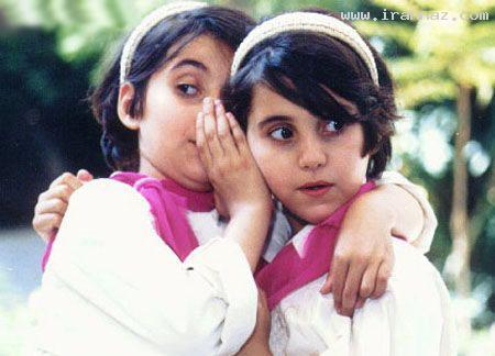 شما این دو دختر خانم ایرانی رو میشناسید؟! +عکس ، www.irannaz.com