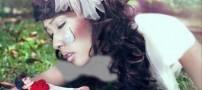 اقدام دردناک دختر 27 ساله برای اثبات عشق +عکس