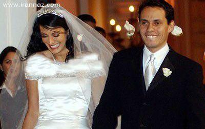 www.irannaz.com - تصاویری از ازدواج های پر خرج افراد مشهور دنیا