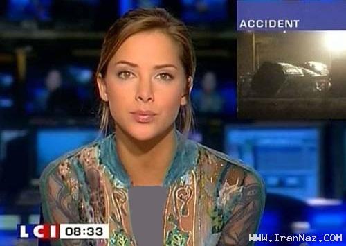 عکس هایی دیدنی از زیبا ترین مجری زن ایرانی جهان
